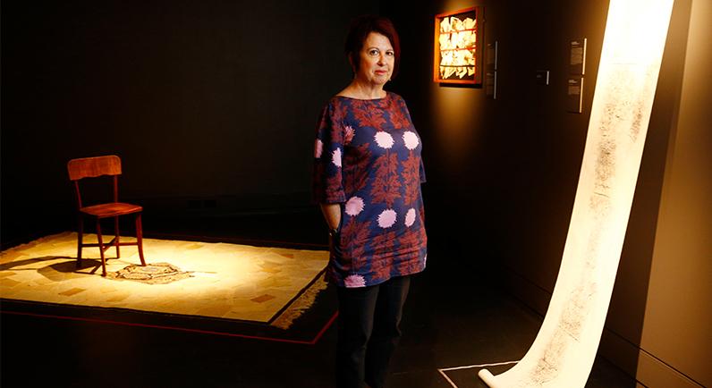 Sylvia Griffin Artist Interview