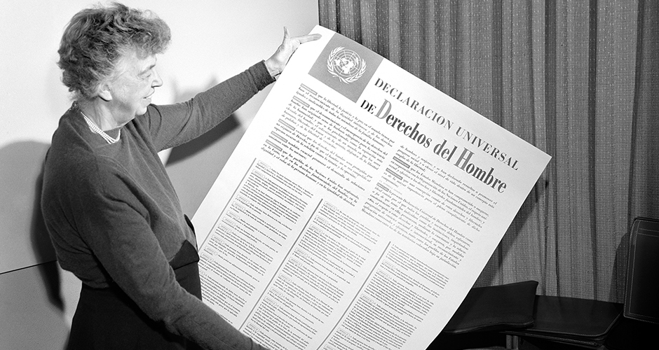 The Nature and Development of Human Rights: The Universal Declaration of Human Rights