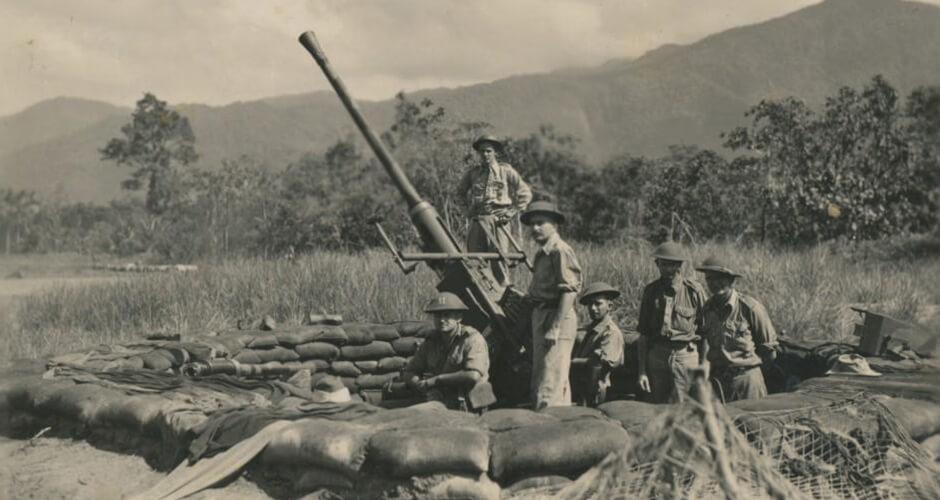 Serving Australia: Jewish Involvement in Australian Military History