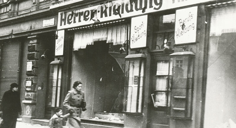 Kristallnacht, November 1938, Germany