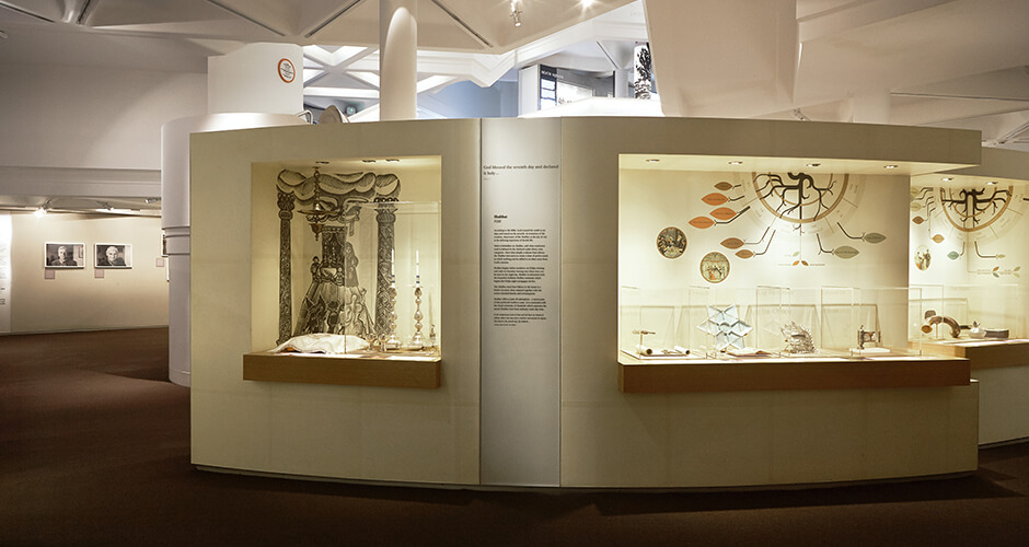 Exhibition, Culture and Continuity: Journey Through Judaism