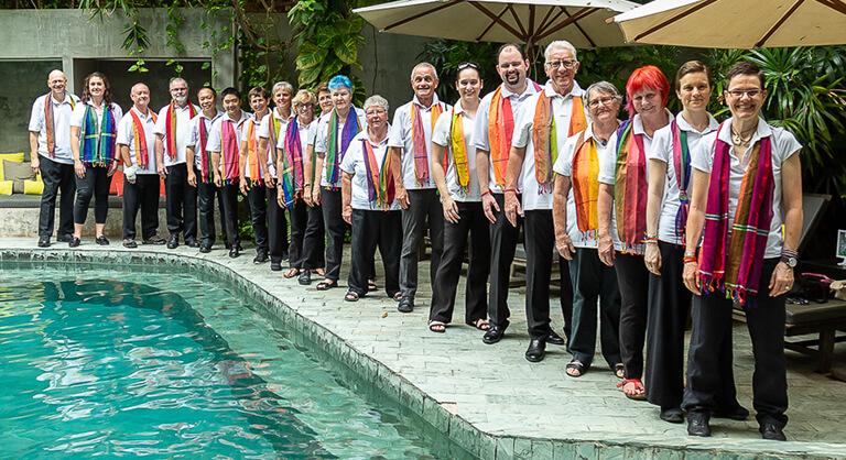 Pacific Pride Choir