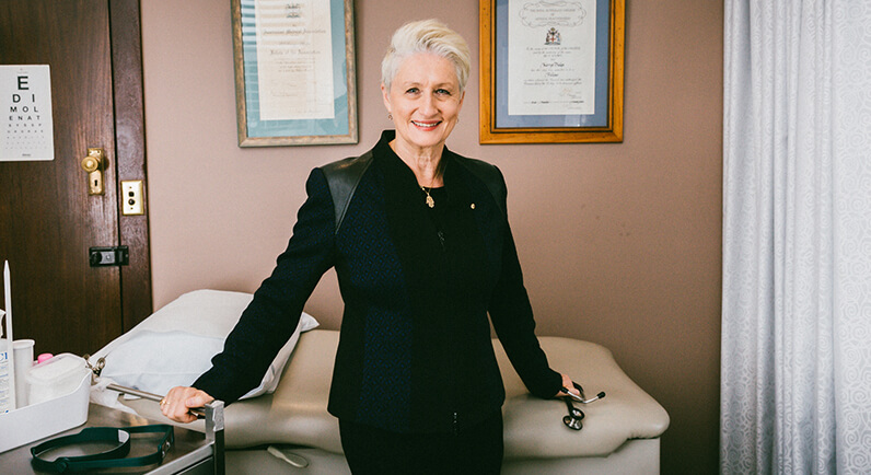 Dr Kerryn Phelps AM, MP