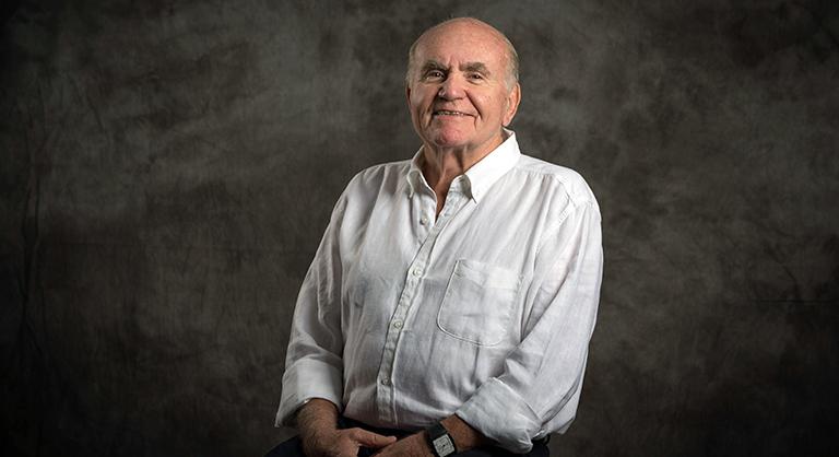 Holocaust survivor Peter Reismann